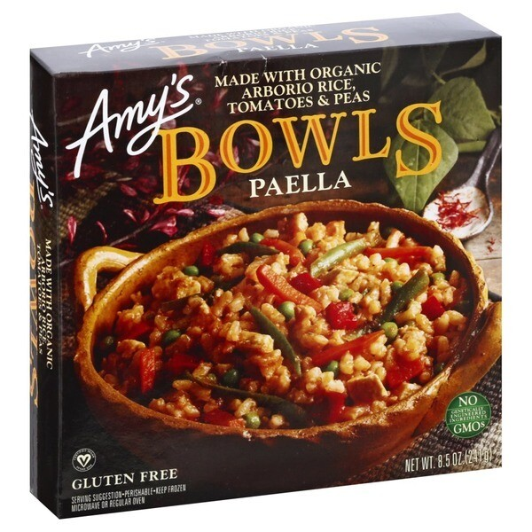 Amy's Paella Bowl