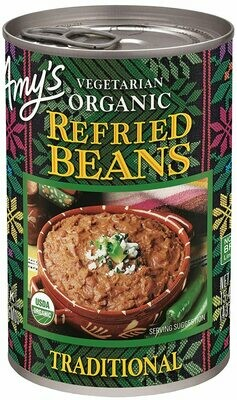 Amy's Refried Organic Beans 15.4oz