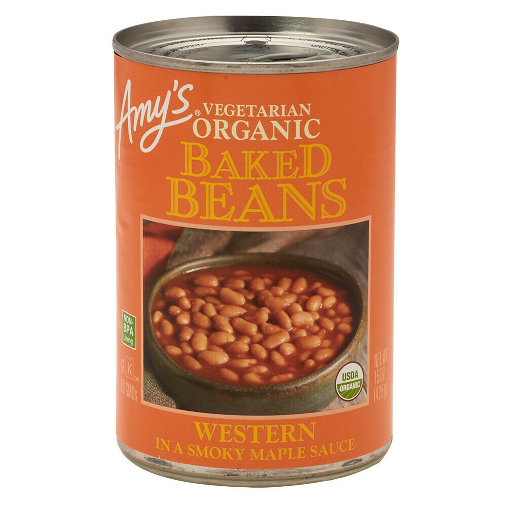 Amy's Baked Beans Western