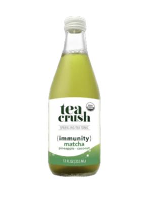 Tea Crush Immunity Matcha Sprklng T Tonic
