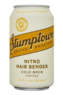 Stumptown Nitro Hair Bender cold brew