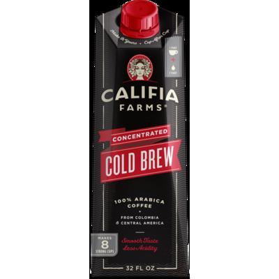 Califia 32oz Cold Brew Concentrate