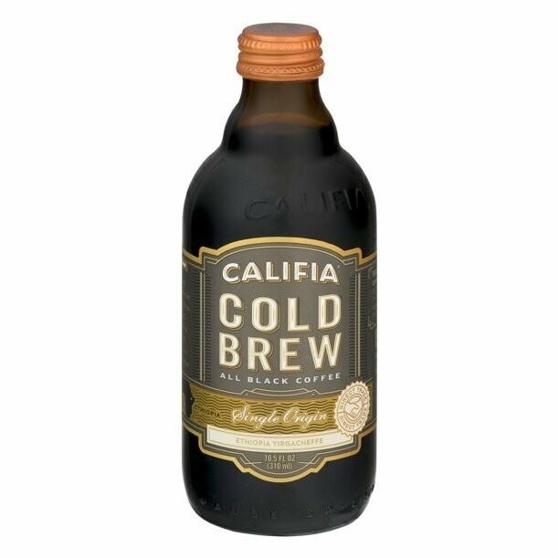 Califia Cold Brew Single Origin 10.5oz