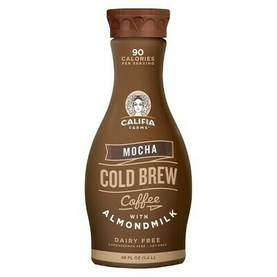 Califia 48oz Mocha Cold Brew