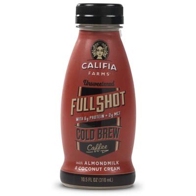 Califia Full Shot Cold Brew 10.5oz