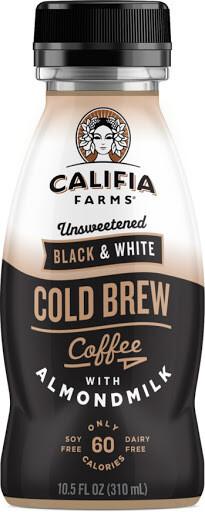 Califia Black & White Cold Brew 10.5oz