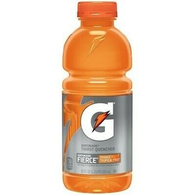 Gatorade Fierce Orange & Tropical Fruit 20oz