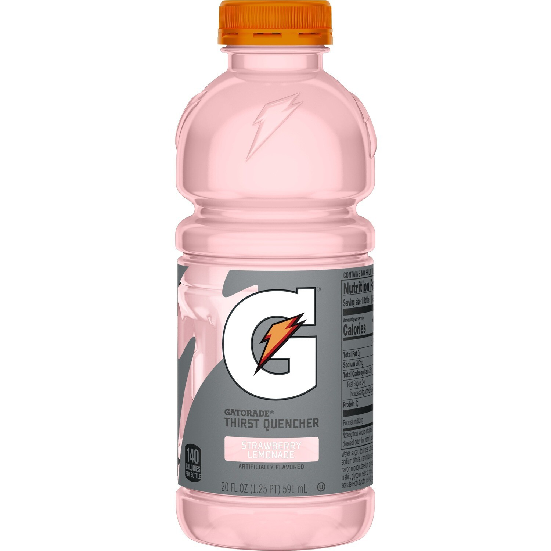 Gatorade Strawberry Lemonade 20oz