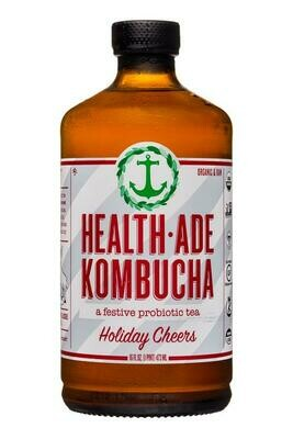 Health-Ade Holiday Cheer Kombucha