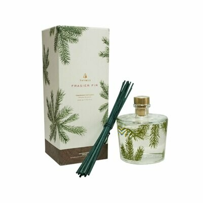 Thymes Fir Candle PINE NEEDLES