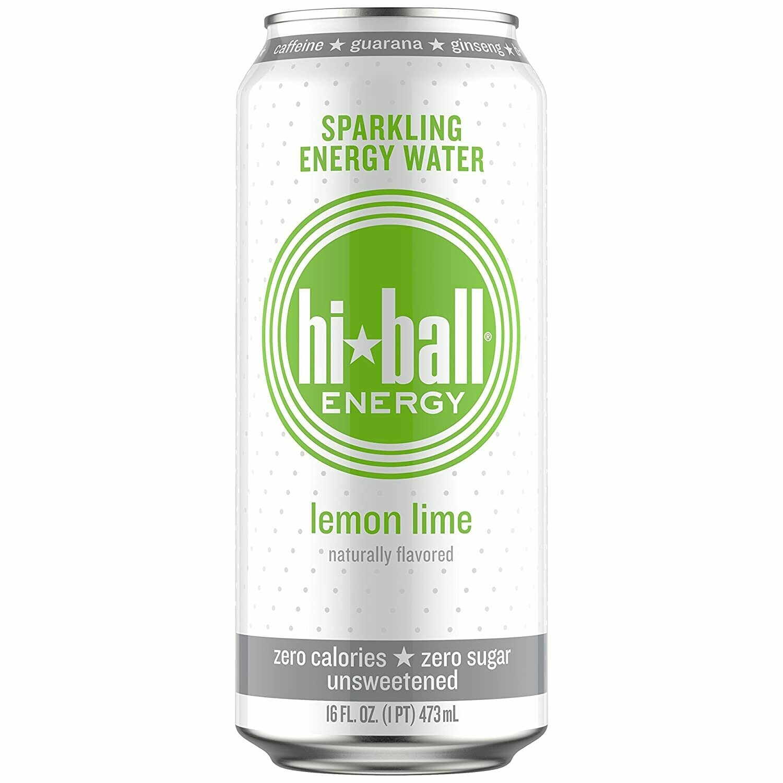 Hi-Ball Energy Lemon Lime