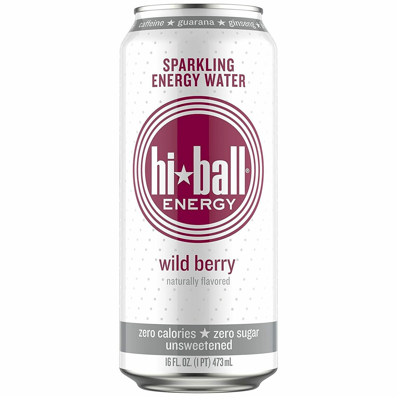 Hi-Ball Energy Wild Berry