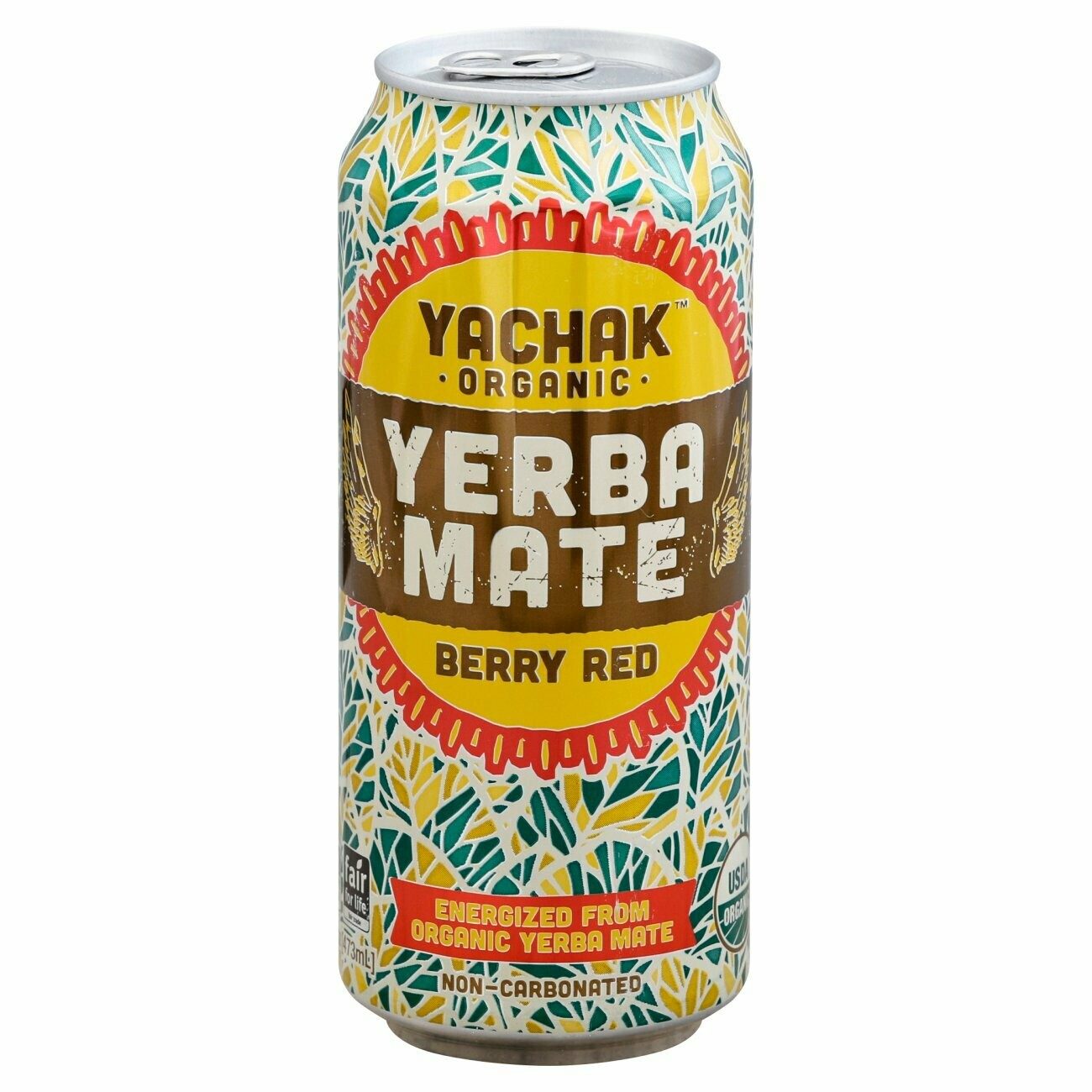 Yachak Yerba Mate Berry Red