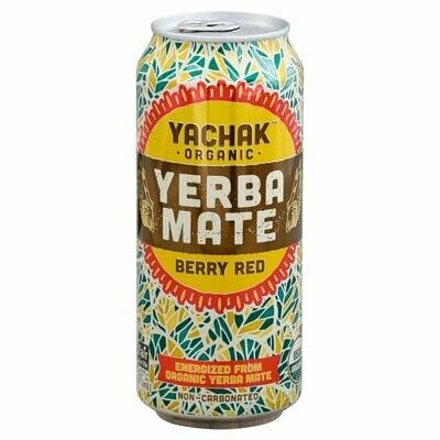 Yachak Yerba Mate Berry Red