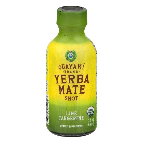 Guayaki Yerba Mate Shot