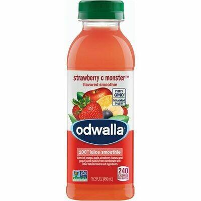 Odwalla Juice 15.2oz Strawberry C Monster