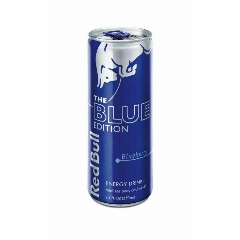 Red Bull Blue 8.4oz.