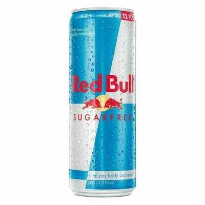 Red Bull Sugarfree Large 12oz