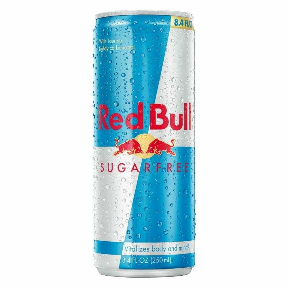Red Bull Sugarfree SMALL 8.4oz