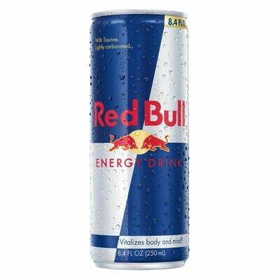 Red Bull SMALL 8.4oz