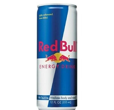 Red Bull LARGE 12oz