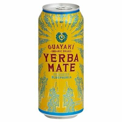 Guayaki Yerba Mate Bluephoria Can 16oz