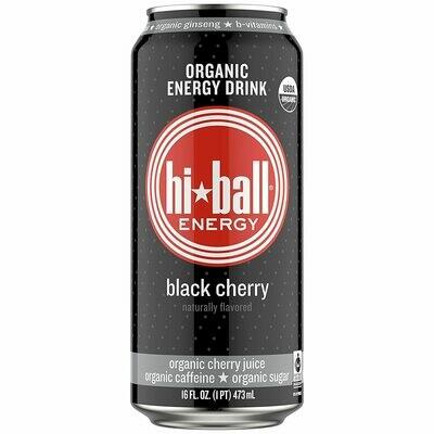 Hi-Ball Energy Black Cherry