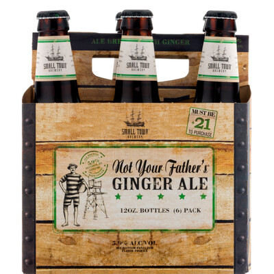 Not Your Father's Ginger Ale 6P 12oz Bottle