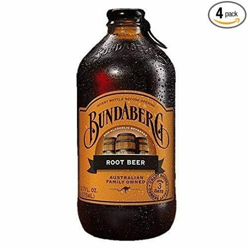 Bundaberg 12.7oz Root Beer