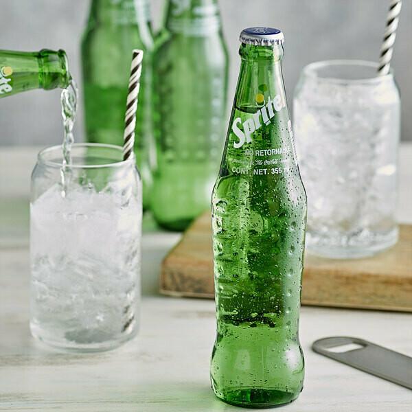 Sprite 12oz Glass