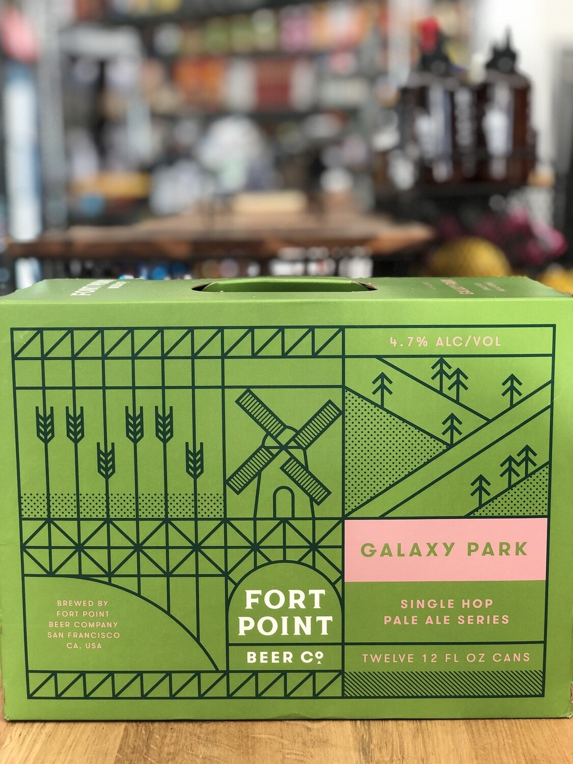 Fort Point Galaxy Park 12P