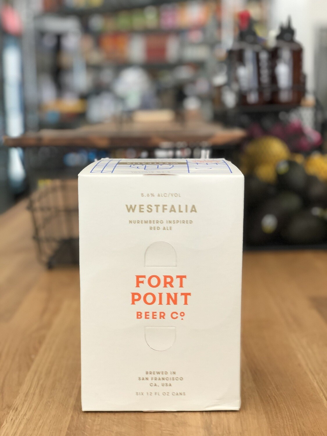 Fort Point Westfalia Can 6P