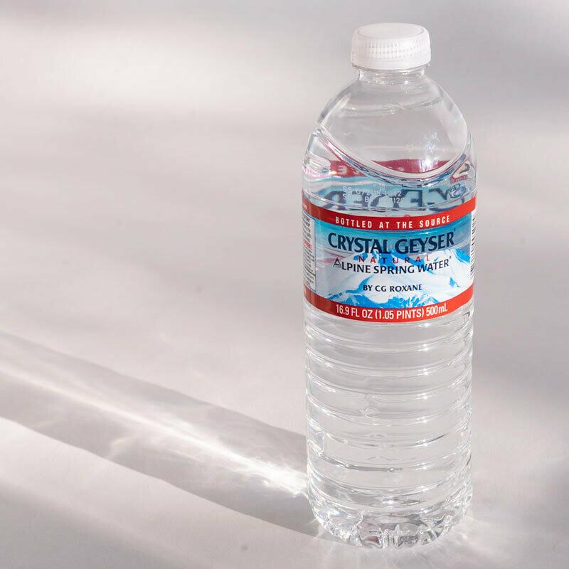 Crystal Geyser Alpine Spring Water 16.9oz