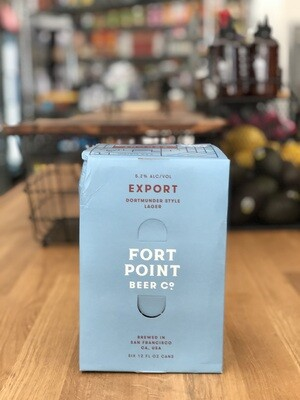 Fort Point Export Can 6P