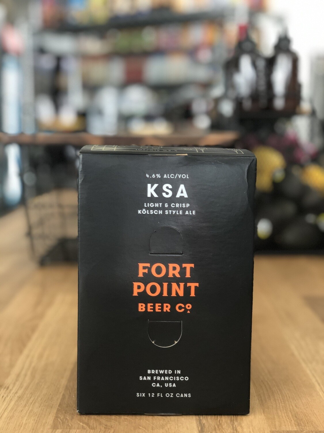 Fort Point KSA Can 6P