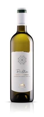 Vino bianco Vermentino Billia Cantina Cherchi
