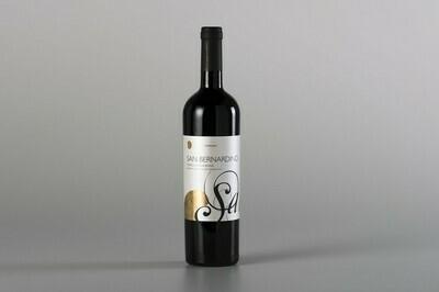 Vino Rosso San Bernardino Monica di Sardegna DOC Cantina Il Nuraghe