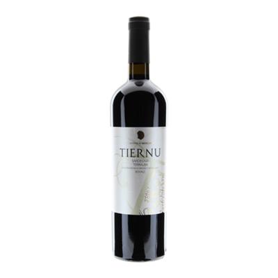 Vino Rosso Tiernu Campidano di Terralba DOC Cantina Il Nuraghe
