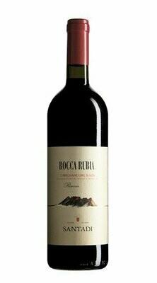Vino Rosso Rocca Rubia Carignano DOC Cantina di Santadi