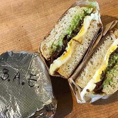 The B.A.E. Sandwich