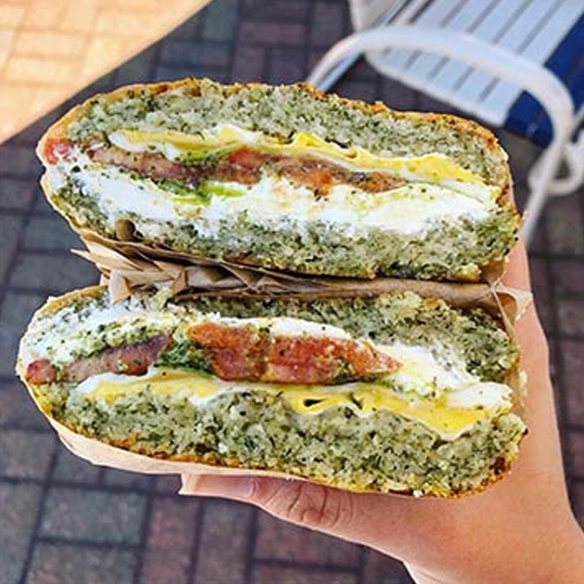 The Easy Cheezy Sandwich