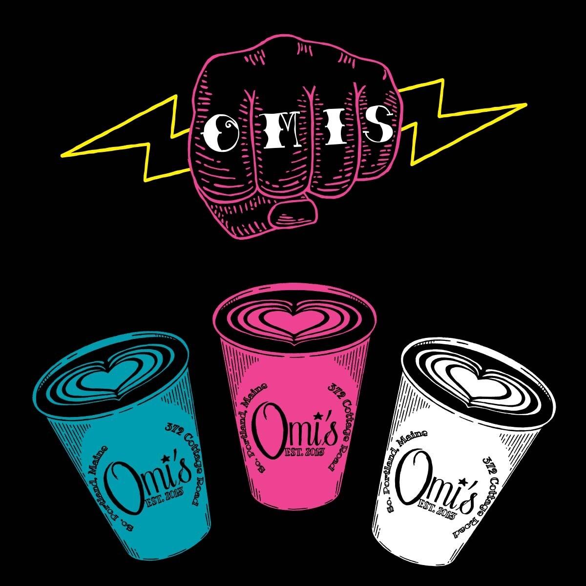 Omi's Merch