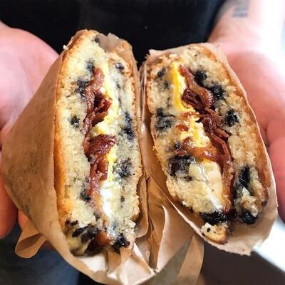 The Flap Jack Sandwich