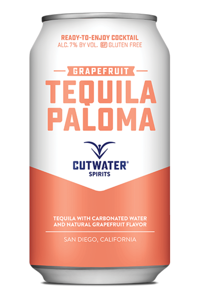 CUTWATER PALOMA COCKTAIL 355ML