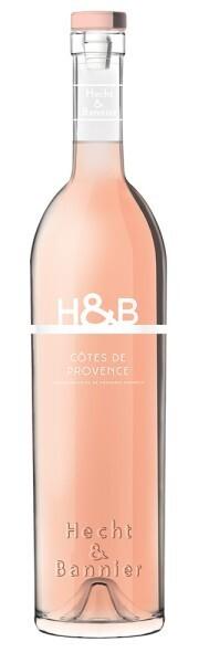 HECHT & BANNIER ROSE COTES DE PROVENCE 750ML