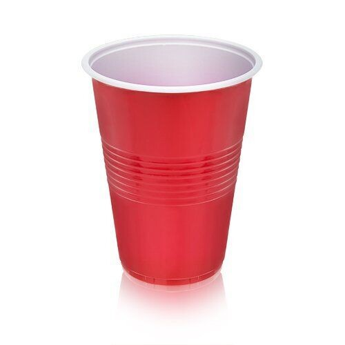 50 RED CUP 16 OZ