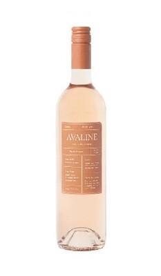 AVALINE ORGANIC ROSE 750ML