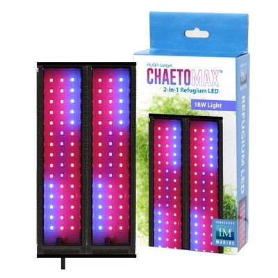 ChaetoMax™ 2-IN-1 Refugium LED Light [18 Watt]