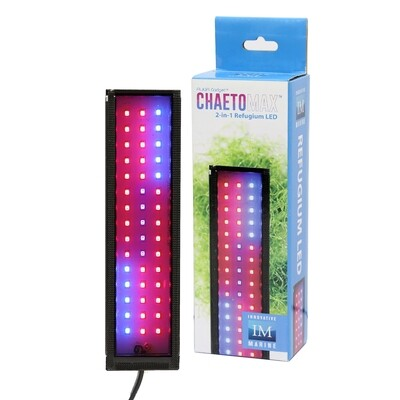 ChaetoMax™ 2-IN-1 Refugium LED Light [9 Watt]