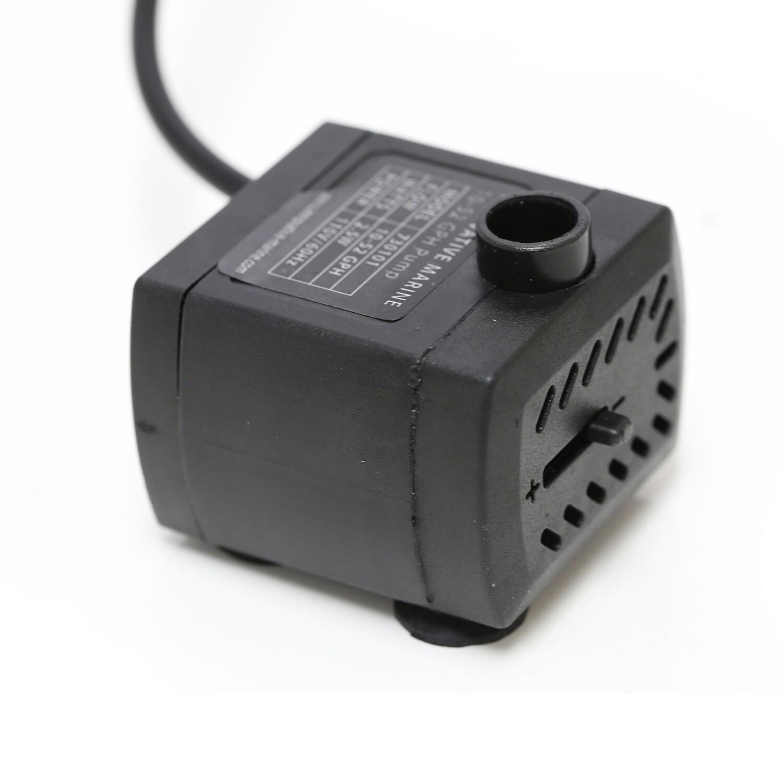 Parts - MiniMax™ Pro Desktop Reactor | AuqaShield™ Universal UV Sterilizer Replacement DC Pump